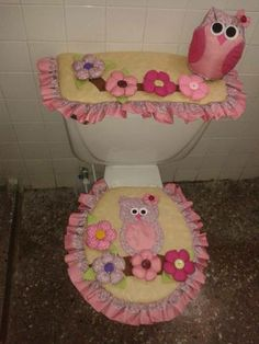 juego de baño.