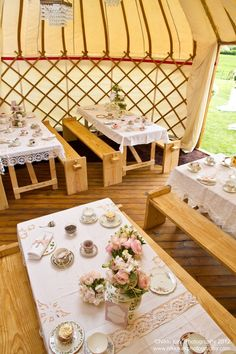 View our wedding yurt gallery for all of our alternative wedding venues. Book your beautiful wedding venue with wedding yurts and wedding marquee today. Marquee Wedding, Wedding Table, Wedding Blog, Our Wedding, Dream Wedding, Wedding Ideas, Wedding Dinner, Alternative Wedding Venue, Outdoor Wedding Inspiration