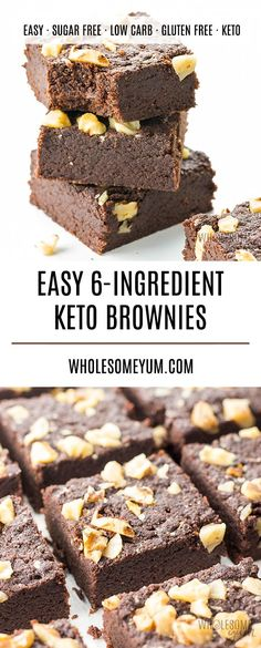 Keto-Friendly Dessert Recipes Open Box