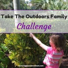 Take The Outdoors Family Challenge