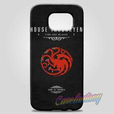 Game Of Thrones House Targaryen Samsung Galaxy Note 8 Case | casefantasy