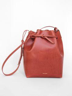 Bucket Bag - Brandy
