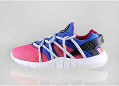 promo code 504a8 d7ddf Nike Huarache NM (Dynamic Pink  Black - Game Royal)