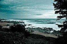 isla negra, chile by cluster fotos