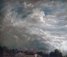 John Constable...cloud study