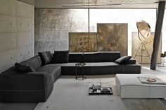 Bend-Sofa by Patricia Urquiola for B&B Italia