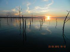 Lake Kariba, Zimbabwe 2012 African Sunset, Zimbabwe, See Through, Sunsets, Reflection, Sunrise, Celestial, Day, Places