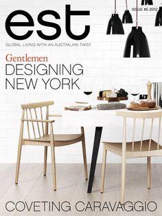 Est magazine may/2012 #design #free