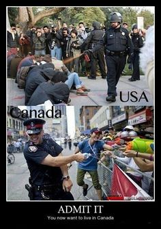 You want to live in Canada