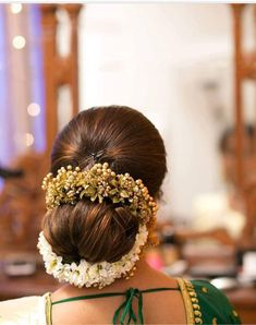 hairstyle for women Bridal Hairstyle Indian Wedding, Indian Wedding Hairstyles, Bride Hairstyles, Hairstyle Ideas, Hairdos, Cut Hairstyles, Princess Hairstyles, Bridal Makeup Looks, Bridal Beauty