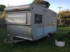 vintage millard capri australian vintage caravan