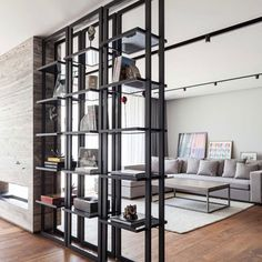 Storage As A Part Of Decor: 25 Inspiring Ideas - Candi-girl! Storage As A Part Of Decor: 25 Inspirin Room, Home Living Room, Room Design, Living Room Diy, House Interior, Furniture Arrangement, Appartment Decor, Bookcase Design, Home And Living