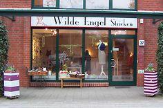 """Wilde Engel Stricken Hamburg - Ein Wollgeschäft, das sich vom """"klassischen Wollladen"""" unterscheidet."""