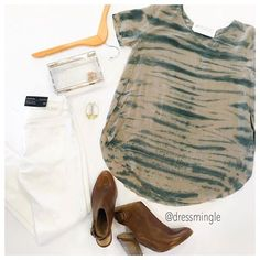 Shop ALL THINGS FALL NOW!. Follow us on Instagram (@ dressmingle) & Snapchat (dress.mingle) for behind the scenes details! #ootd #lotd #felthats #hat #fall #falldetails #currentlywearing #aotd #blogger #outfitinspiration #flatlay #lookoftheday #romper #skinnyjeans #kimono #booties #boots #hangbags #jewelry #bralettes #offtheshoulder #clearboxclutch #sneakers #suede #maxi #hoopearrings #casuallook #dressystyle #lbd #shopping #LSU #GAMEDAYOUTFIT