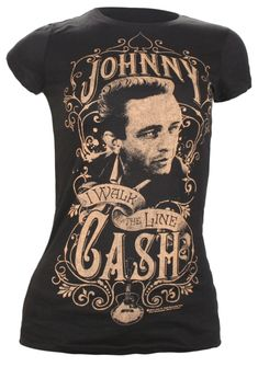 Johnny Cash t-shirt for the ladies - http://www.band-tees.com/store/C_00210_076!ZIONR/Johnny+Cash+Walk+the+Line+Jr+T-shirt