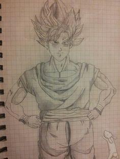 Goku ( super sayian)