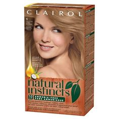 Clairol Natural Instincts Hair Color : Target