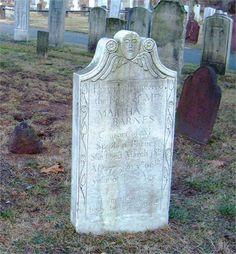 Martha WHEADON BARNES (1707 - 1773)