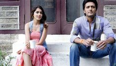 Riteish and Genelia's on-screen chemistry seems to have gone bigger and better with this romcom! Genelia D'souza, Star Children, Love Never Fails, This Is Love, Bollywood Celebrities, Best Couple, Celebrity Couples, Beauty Queens, Western Wear