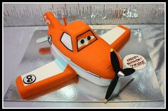 dusty the plane cake - Cerca con Google