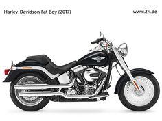 Harley-Davidson Fat Boy (2017)