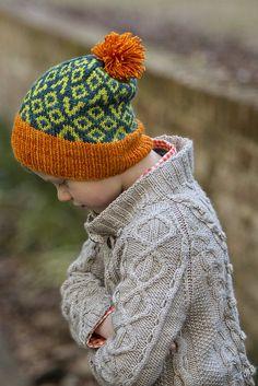 Ravelry: Brochan Slouch pattern by Kate Oates