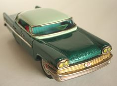 Tin Toy Car, Vintage, Antique & Other Collectibles Toys