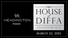 House of DIFFA Collection 2013 at Hilton Anatole
