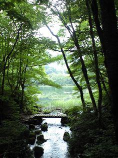 Tsuchiyu, Fukushim, Japan - 福島 土湯 女沼