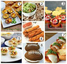 Super Bowl Snacks