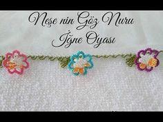 167- Yazma Kenarlarınız İçin Çok Kibar Bir Çiçek Modeli Anlatımı - YouTube Ribbon Embroidery, Elsa, Diy And Crafts, Youtube, Asdf, Amigurumi, Paintings, Needlepoint, Flowers