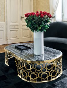 Manfred by Longhi | Coffee tables