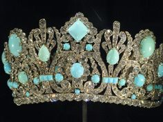 Marie Antoinette's Tiara at the National Museum of Natural History