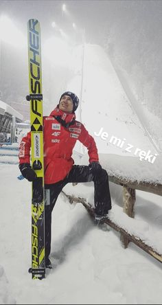 Ski Jumping, Skiing, Baseball Cards, Jumpers, Poland, Sports, Pictures, Ski, Hs Sports