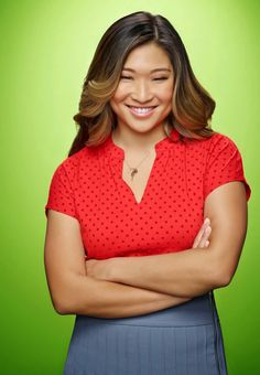 Who is tina from glee hookup in real life