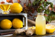 It's tough to avoid getting hit by a cold or flu this time of year, so why not be armed with a cold and flu tonic recipe that can help prevent them? Sushi Rolls, Health Coach, Flu, Cucumber, Smoothies, Organic, Canning, Healthy, Recipes