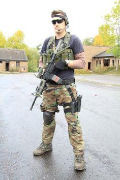 Private military contractor - mercenary
