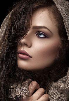 Beautiful Fall #Makeup Alina by Vitaliy Reznichenko