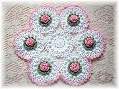 so pretty… making this one ~ Crochet♥