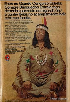 Promoção Brinquedos Estrela de  1975