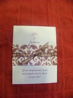 INVITACIONES DE BODA (EJEMPLOS)