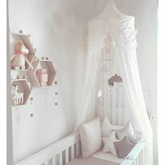 """Baby mobile-Peach, white and coral clouds and Star mobile for nursery """"CLAIRE"""" with gold star by The Butter Flying-Rain Cloud Mobile Mobile nuages et étoile CLAIRE : nuages Dealing with a studio house. Star Mobile, Cloud Mobile, Baby Mobile, Mobile Mobile, Baby Girl Bedding, Baby Bedroom, Baby Room Decor, Baby Cribs, Apartment Ideas"""
