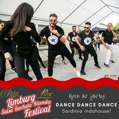 Sunday open-air party! LimburgSalsaFestival.com #10LSBKF #LSF #LSBKF #SalsaBrisa #Maastricht #Alwaysfun #Nonstopdancing #nonstopfun