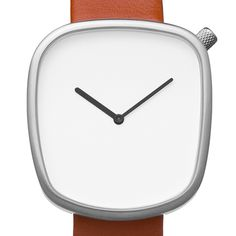 Pebble is the first watch from Danish watch brand Bulbul.