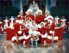 """21 Things You Didn't Know About """"White Christmas"""""""