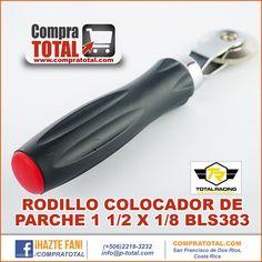 RODILLO COLOCADOR DE PARCHE 1 1/2 X 1/8 BLS383 #CompraTotal - #TotalRacing