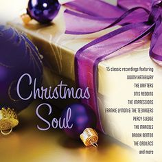 Christmas Soul: 15 Classic Recordings:   15 original holiday recordings from the early days of soul
