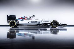 FW38 Williams Martini Racing F1 2016
