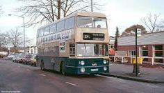 Yardley Wood, Birmingham. Rode 2 of these buses to school and back every day.