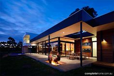 Grand Designs Australia: Balnarring Rammed Earth house | Completehome